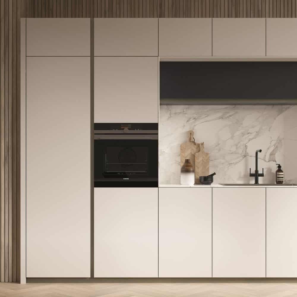 Cashmere Kitchen Modern Wood