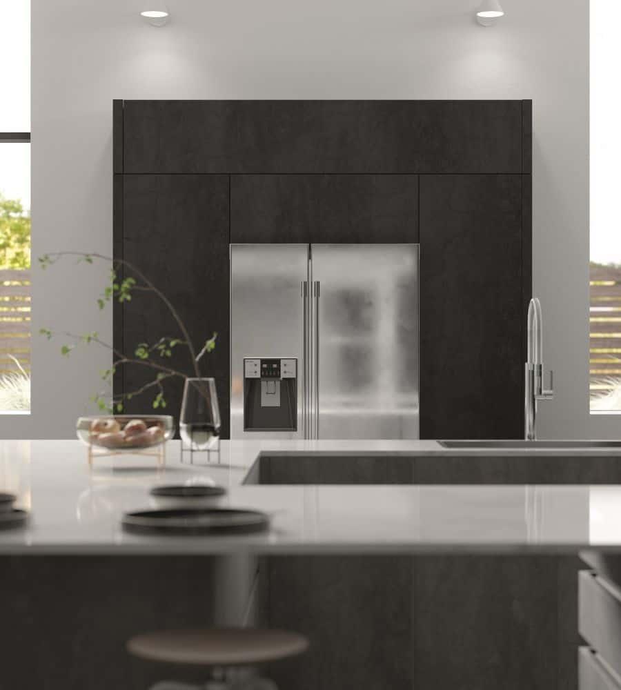 Fridge Modern Kitchen
