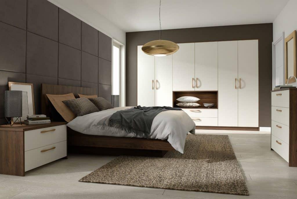 Light Contemporary Bedroom