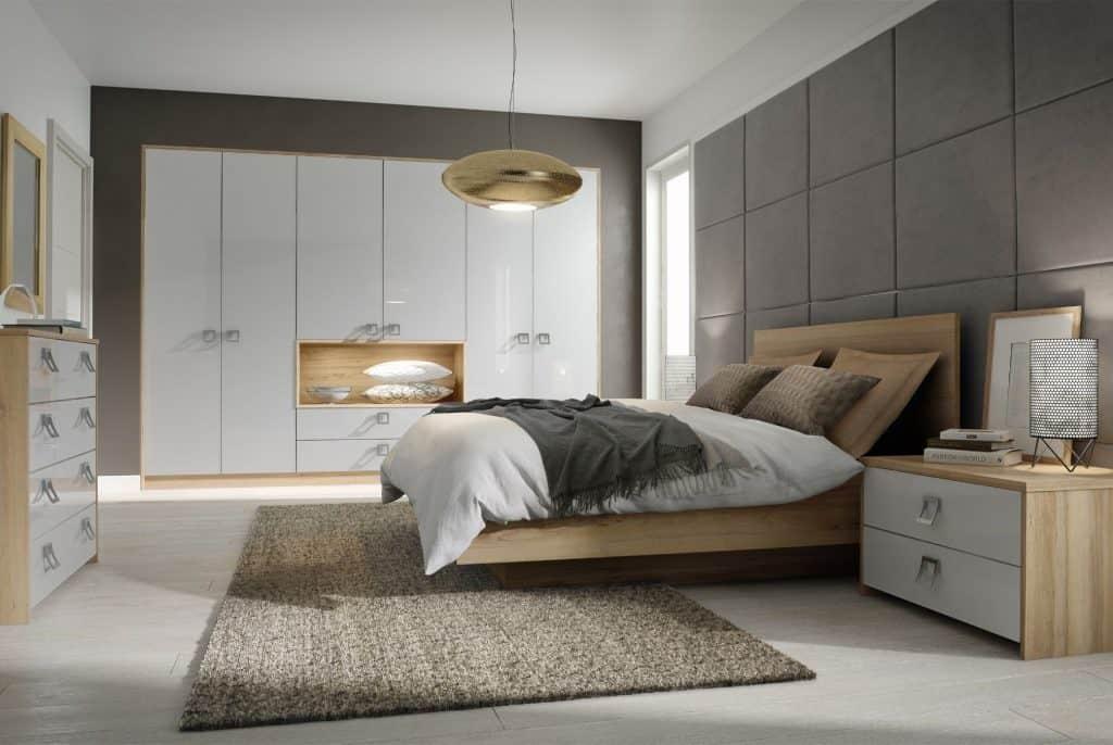 Modern Morven Bedroom